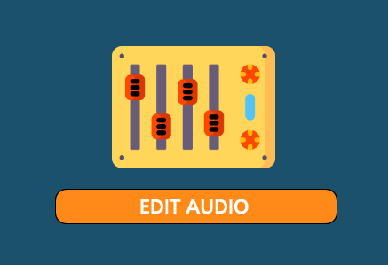 EDIT AUDIO
