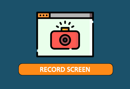 RECORD SCREEN