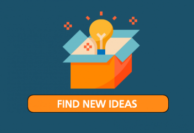 FIND NEW IDEAS