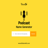 Name Generator for podcast