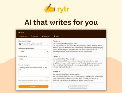 How To Create Automatic Summaries Online: Rytr